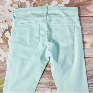 Flying Monkey Jeans - Flying Monkey Mint Skinny Jeans